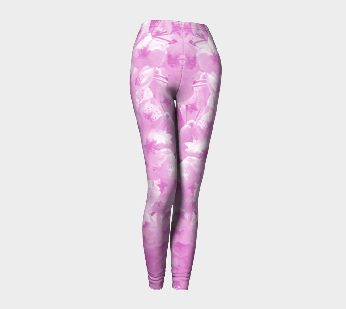 Cherry Blossom Leggings preview #1