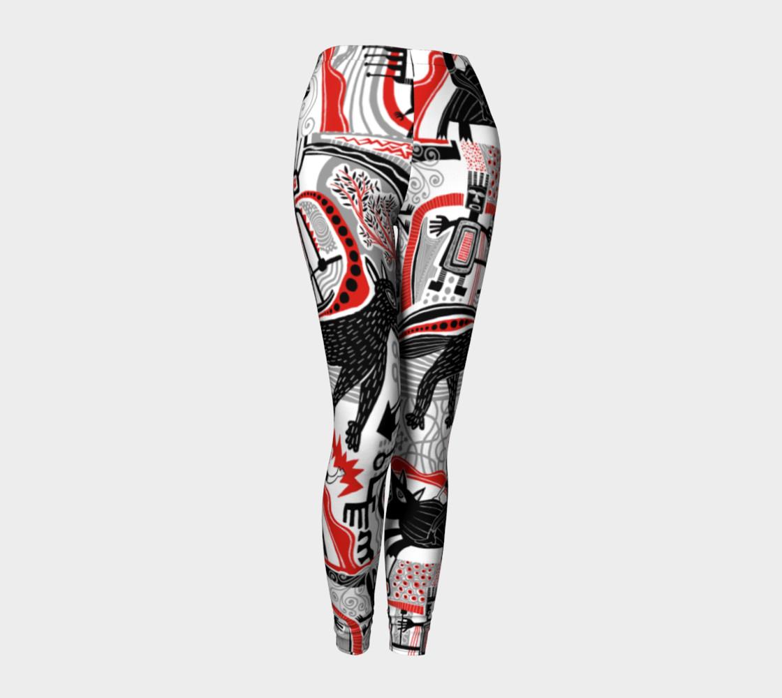 Aperçu de Into the wild 1 leggings #1
