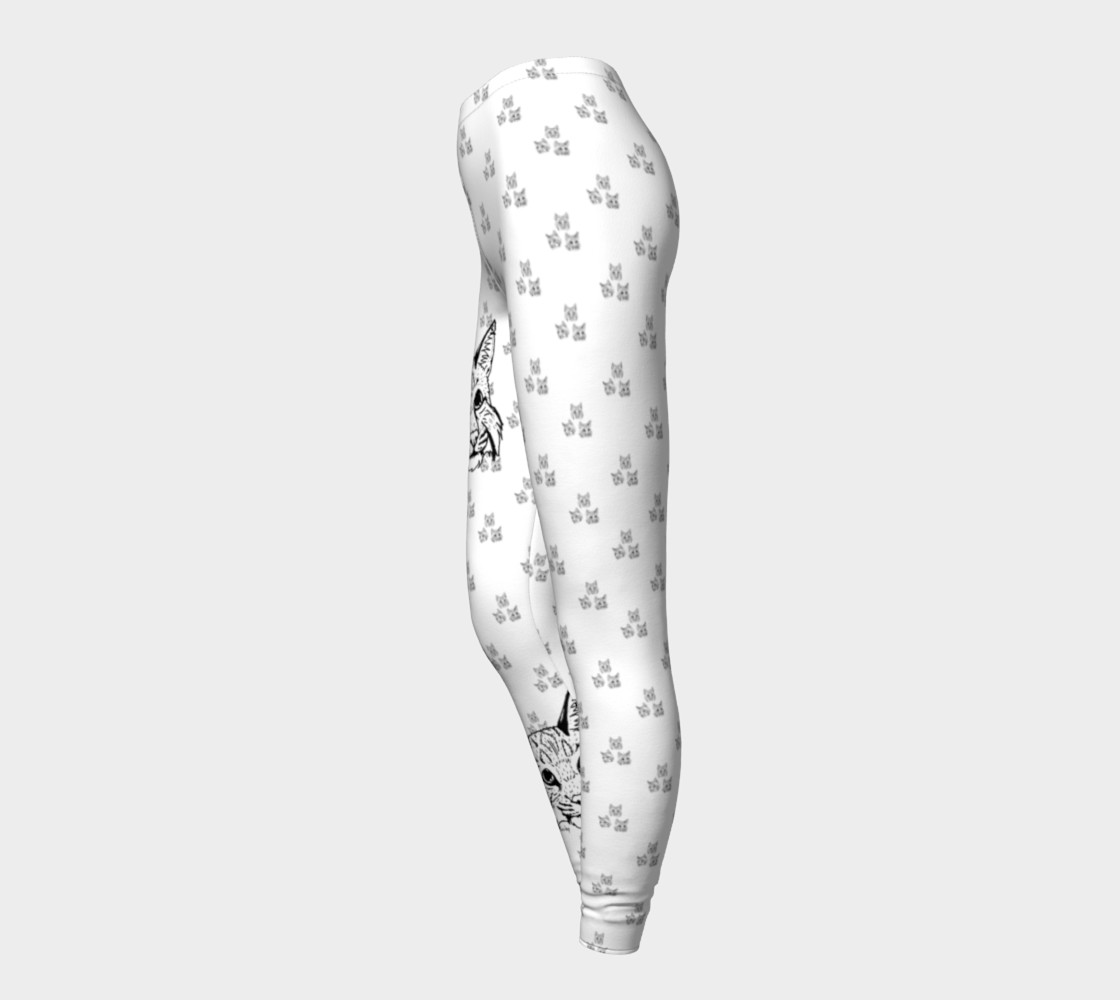 Aperçu de Bobcat Kitten Trio by Zrana #3
