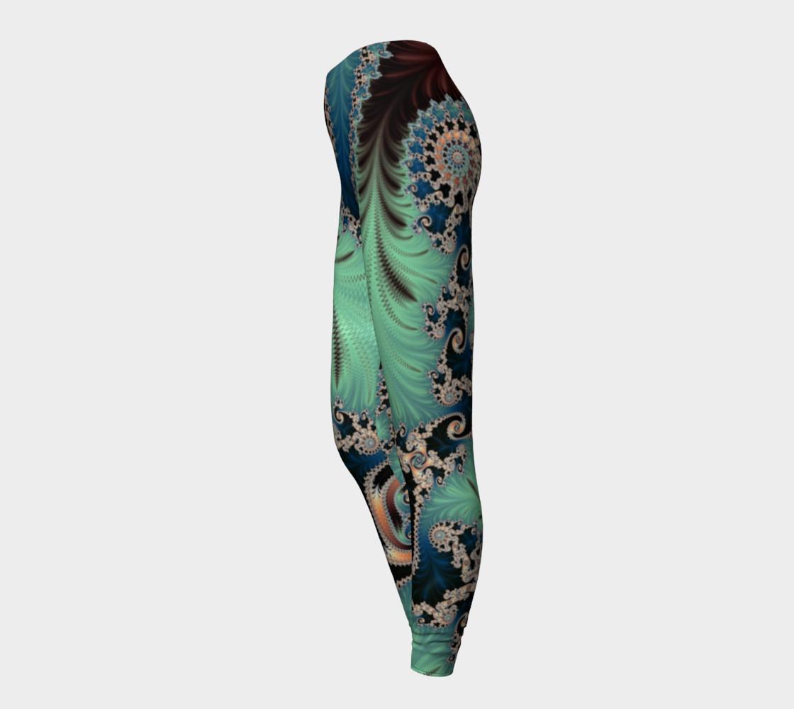 AZURE Leggings  preview #3
