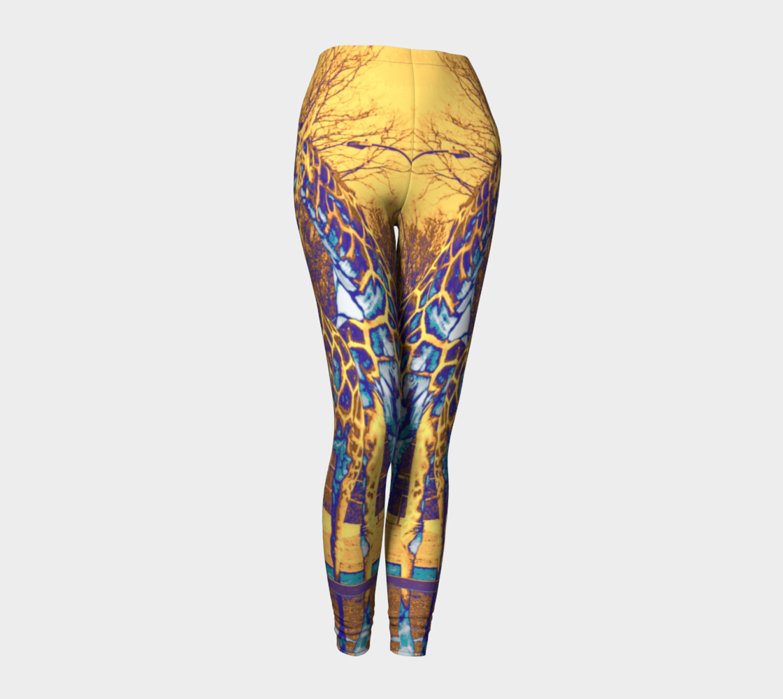 """Giraffe Skin"" Leggings preview #1"