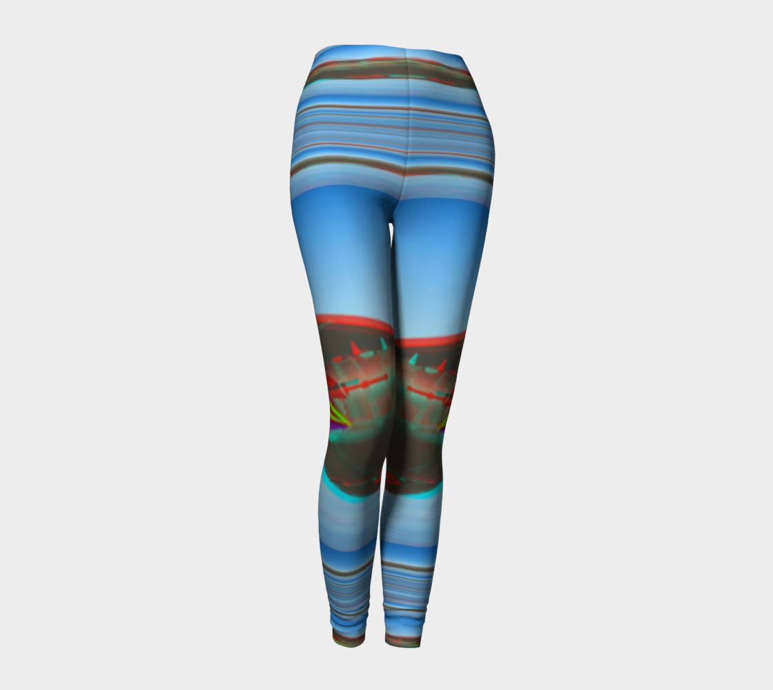 """Cool Flying"" Leggings preview #1"
