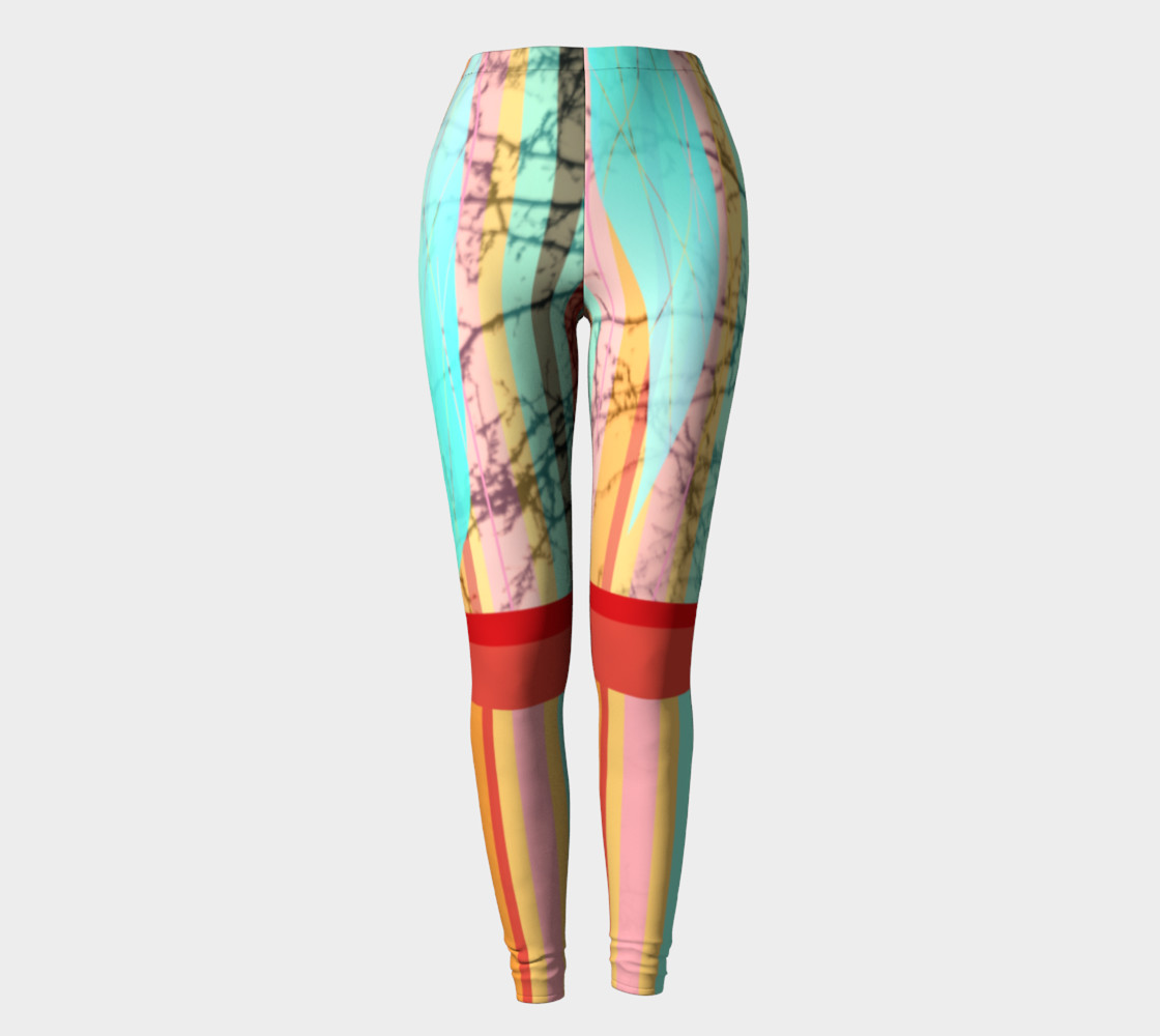 House Party 6 Leggings preview #2