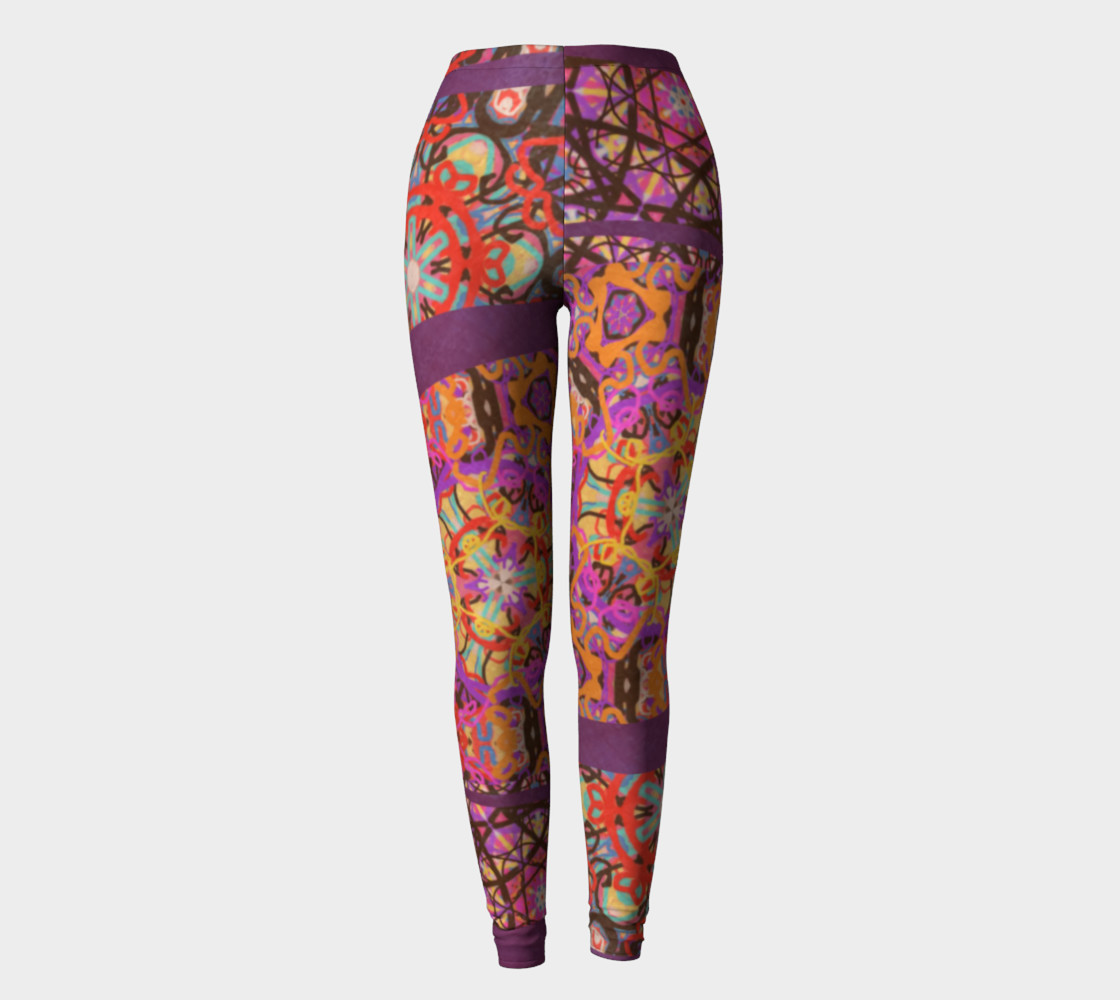 Love VI Leggings Miniature #3