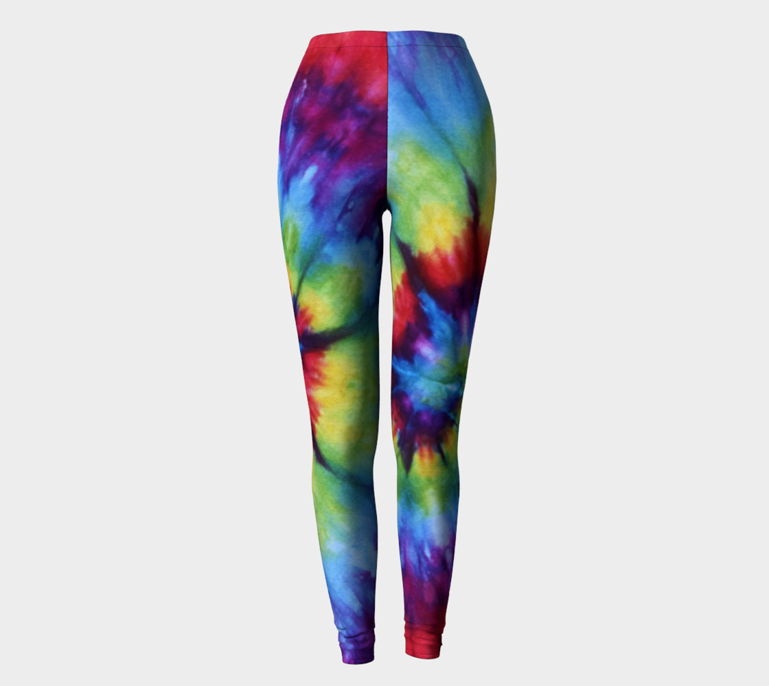 Rainbow Leggings preview #2