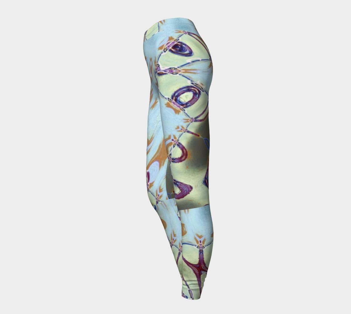 Glitter Queen Nutcracker-Pinback Leggings preview #3