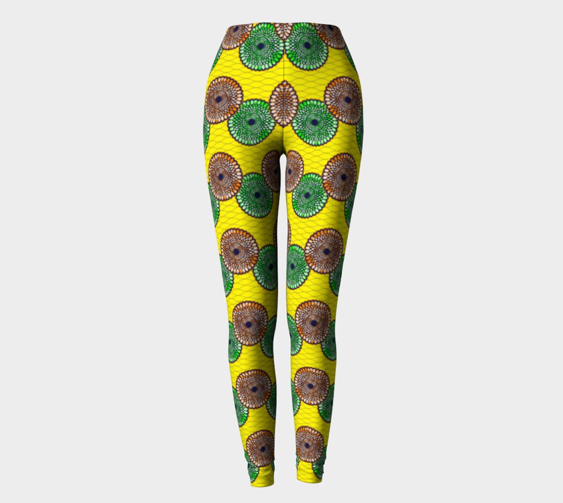 yellow leggings preview #2