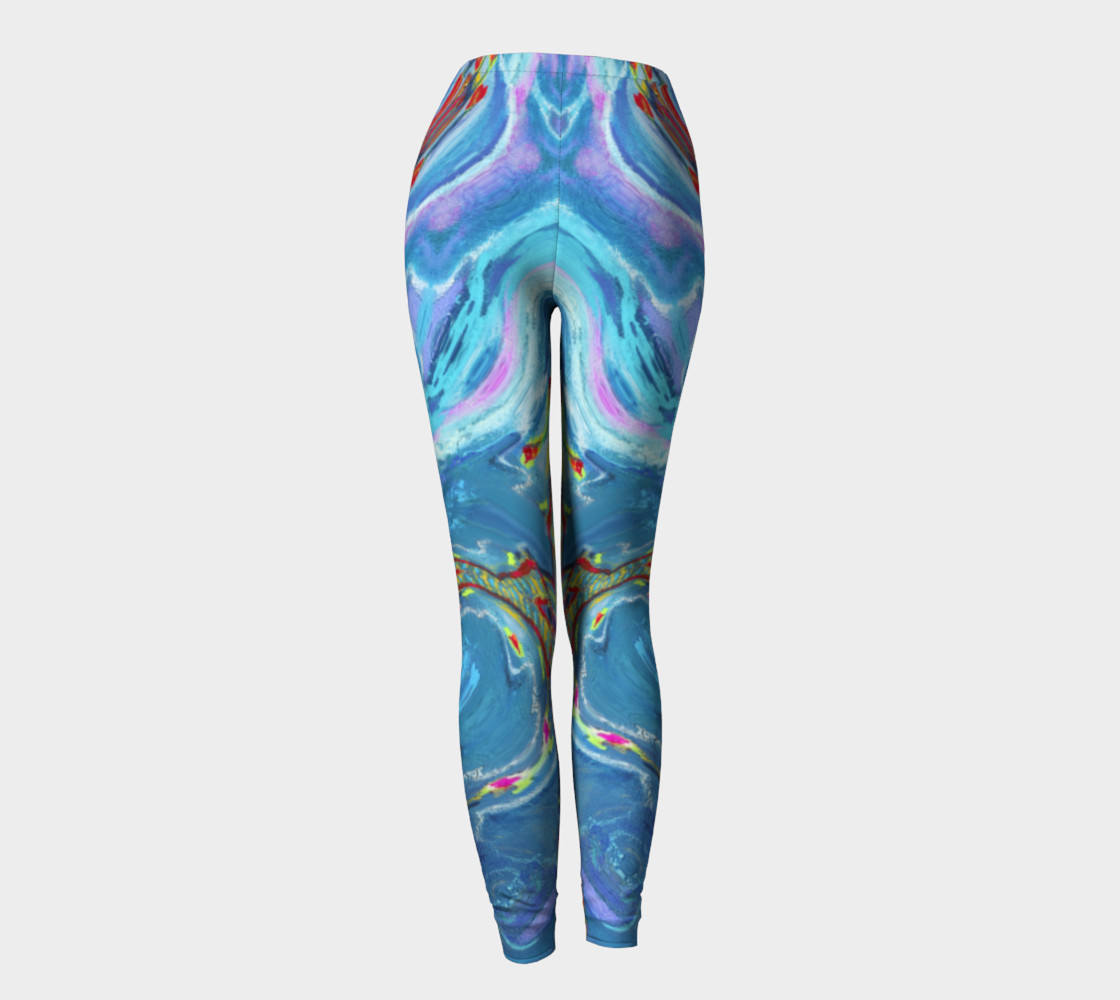 Racing Coaster Super Leggings preview #4