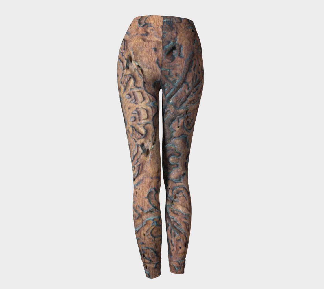 Perception Asym High Waist Leggings preview #4