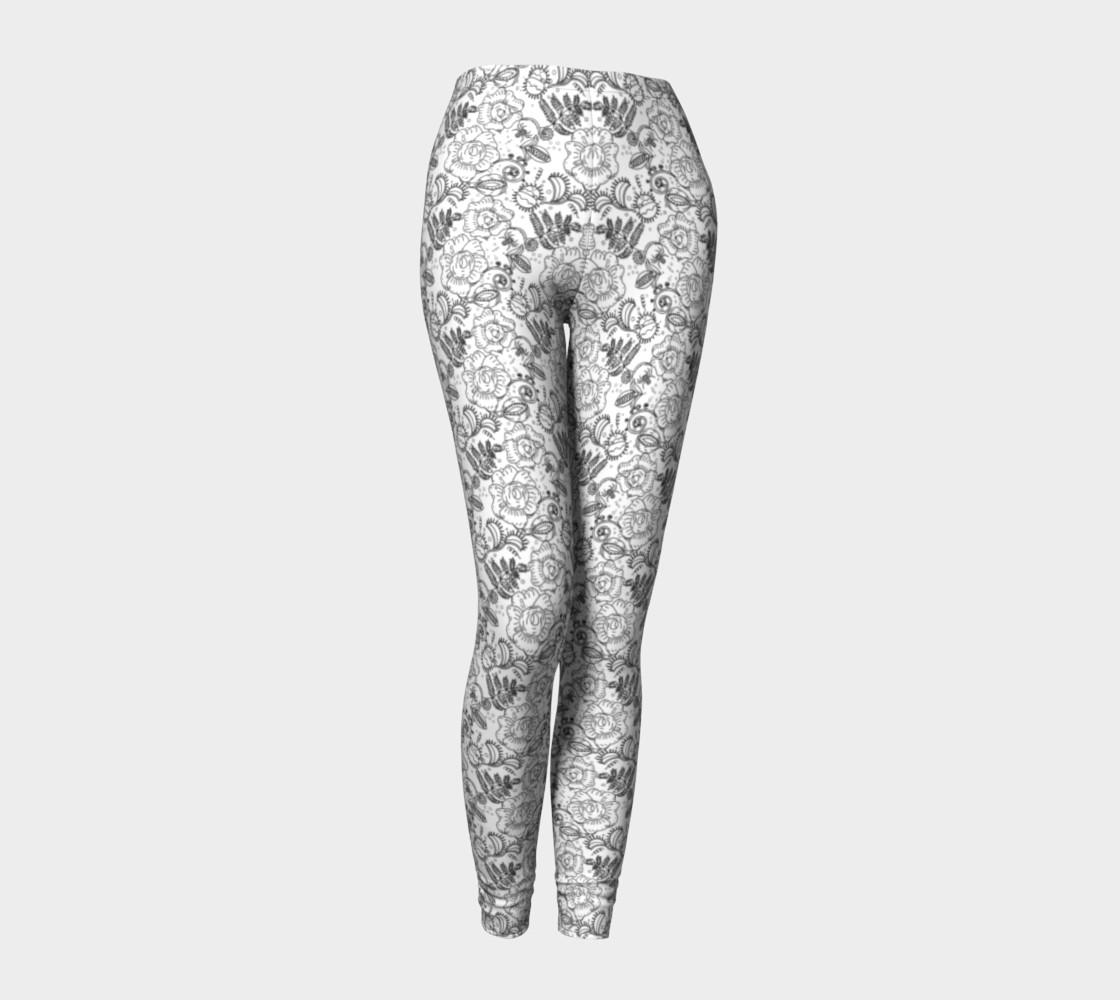 Aperçu de Helloween pattern, Vinus flytrap #1