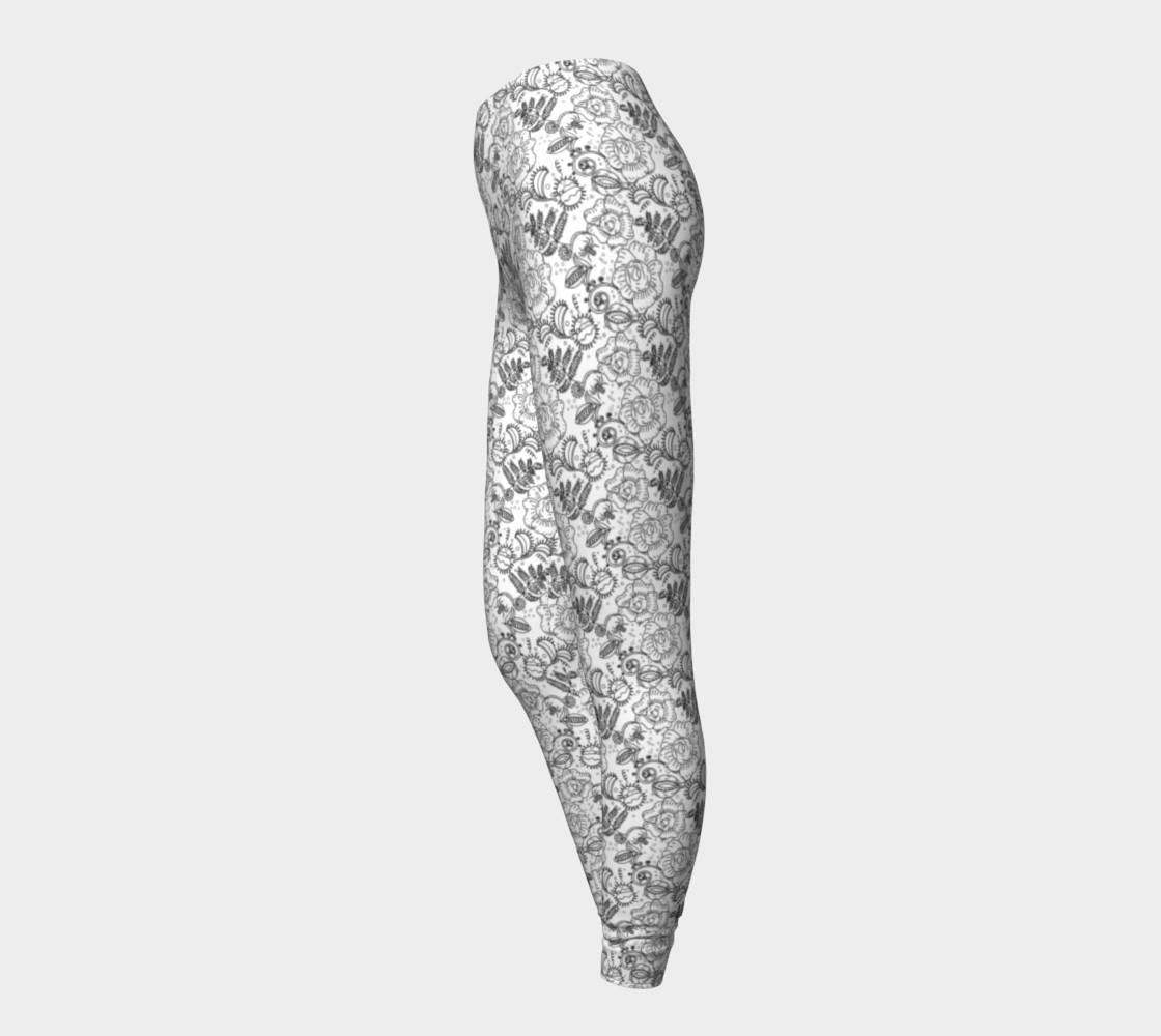 Aperçu de Helloween pattern, Vinus flytrap #3