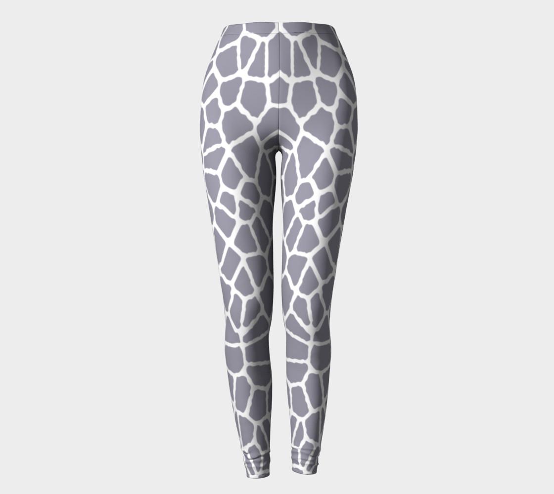 Aperçu de staklo (gray/white) leggings #2