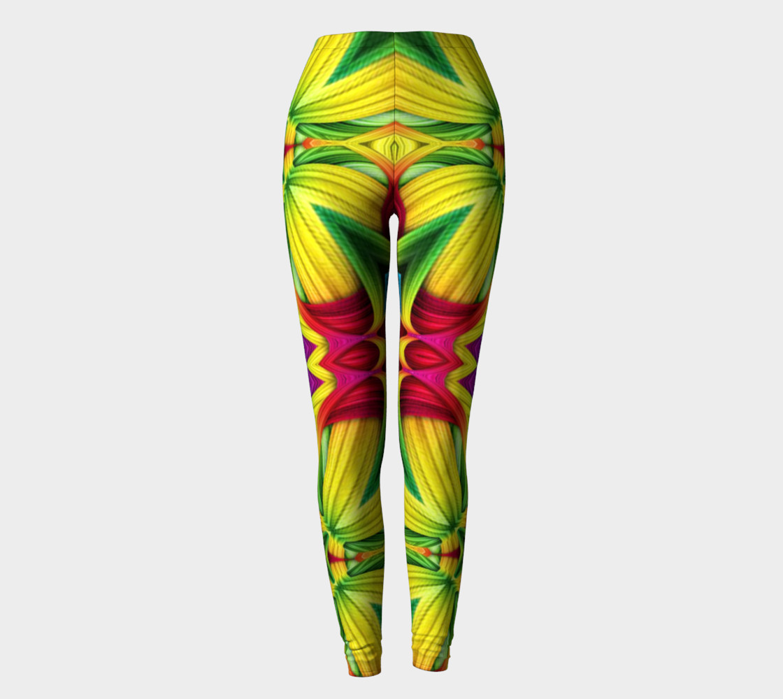 Leggings-colorful solution by #Annabellerockz preview #2
