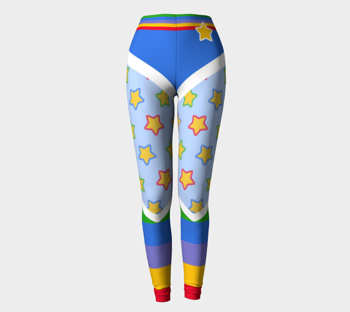 Rainbow Brite Leggings preview #2