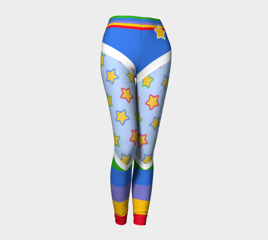 Rainbow Brite Leggings preview #1