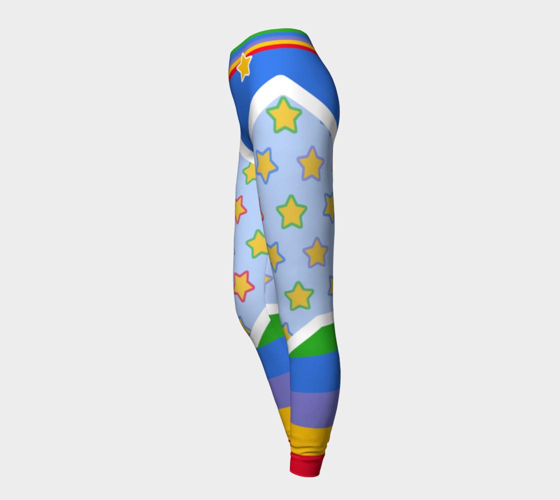 Rainbow Brite Leggings preview #3