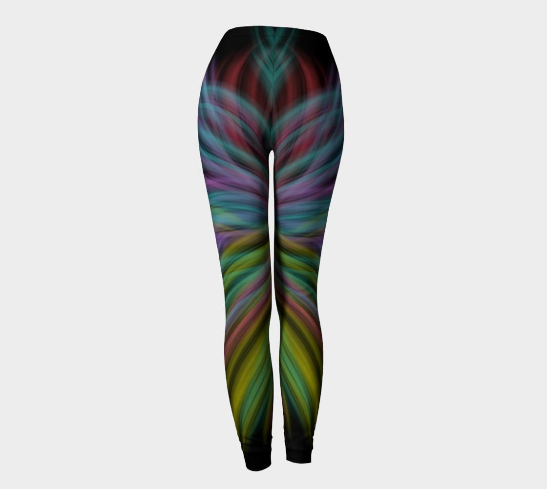 cosmic leggings preview #4