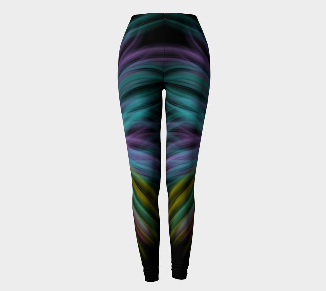 cosmic leggings preview #2