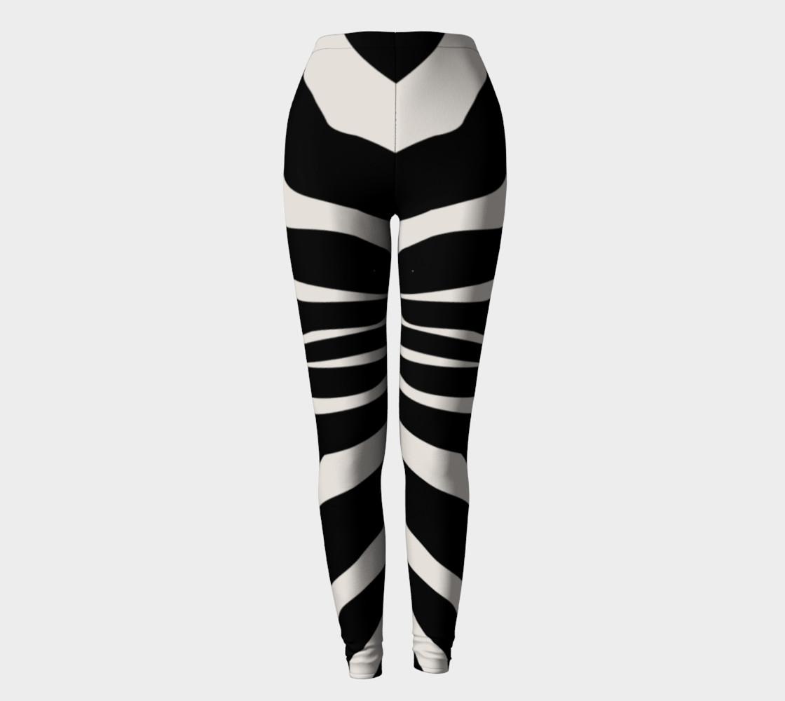 Black Zebra stripes preview #2