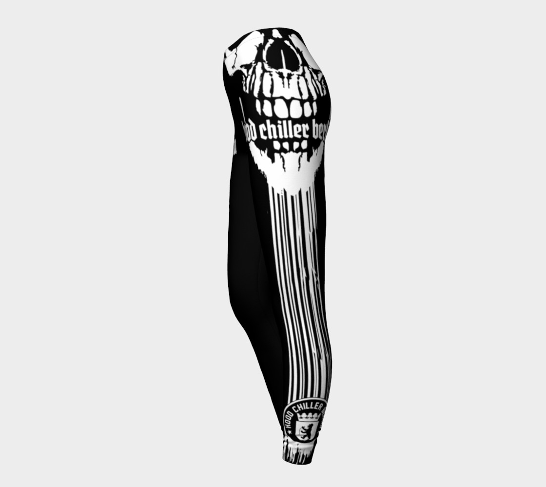 SkullSplatter Black - Hood Chiller Berlin  preview #3