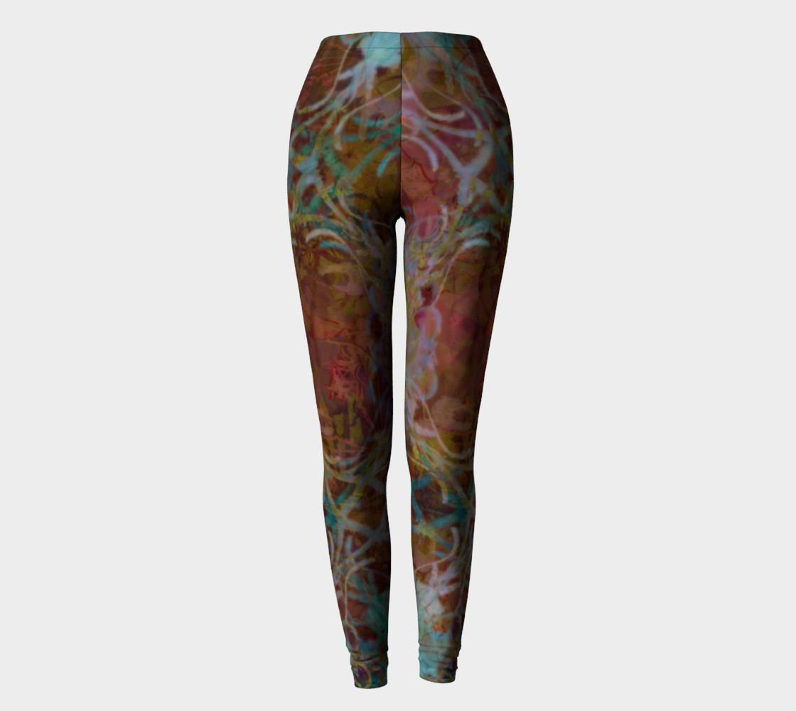 Leggings Boho Fairy preview #2
