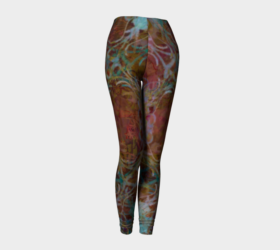Leggings Boho Fairy preview #1