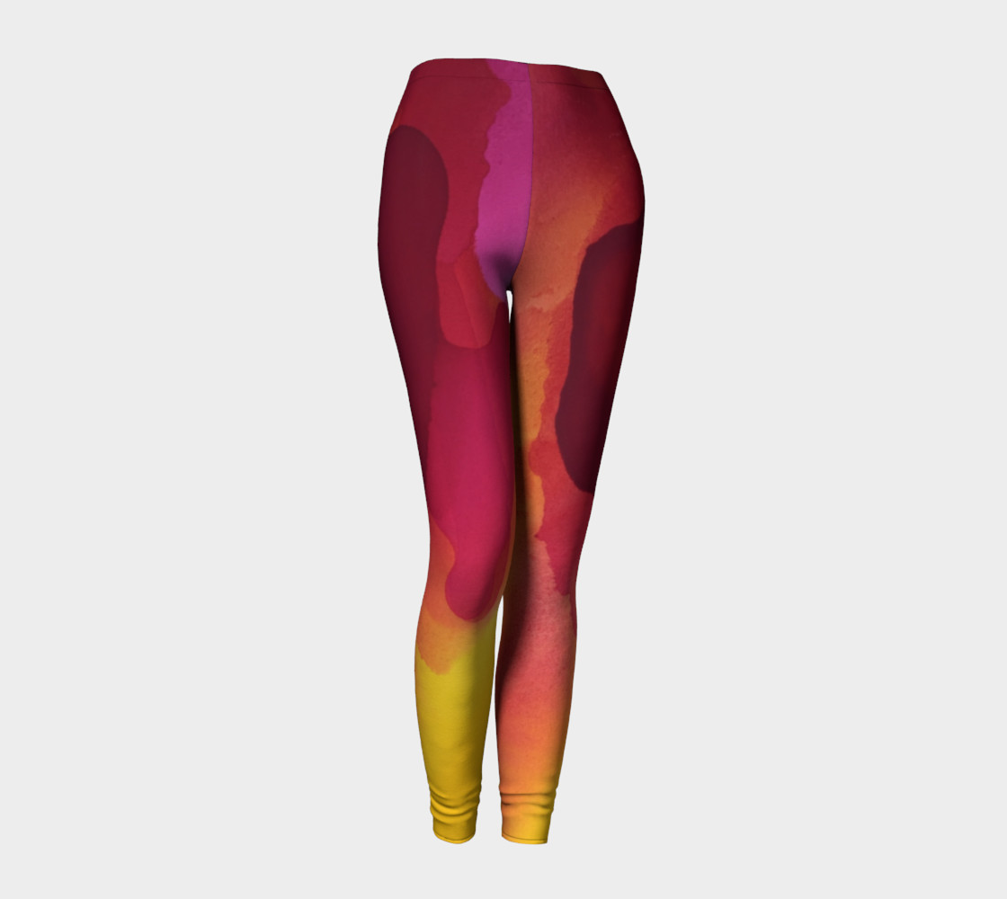 Aloha Summer legging 3D preview