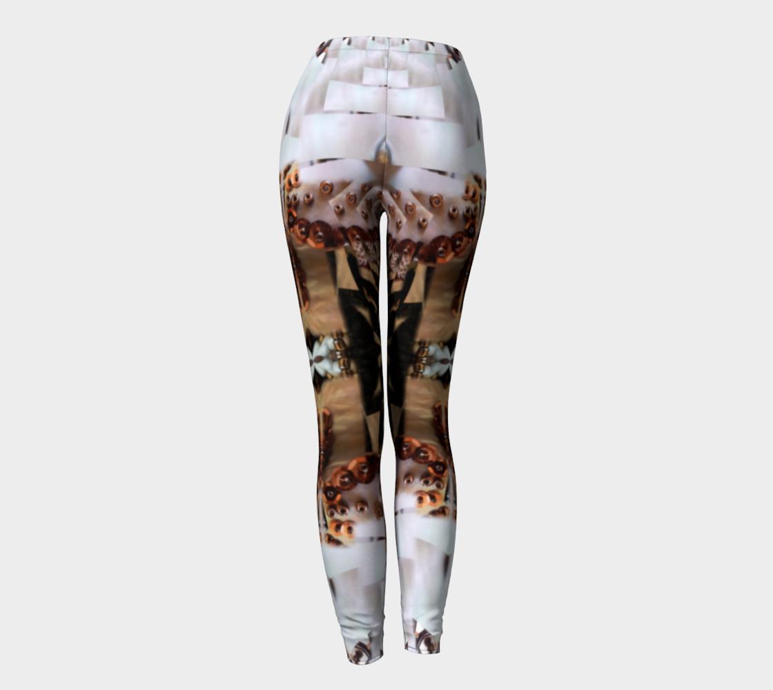 Aperçu de Annabellerockz leggings ethnic style #4