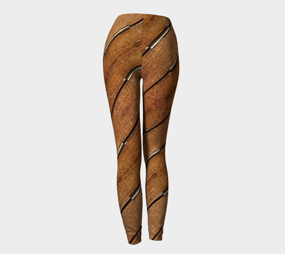 Furniture Mockup Pattern Legging preview #4