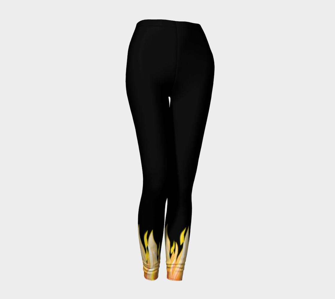 Hot yoga leggings preview #1