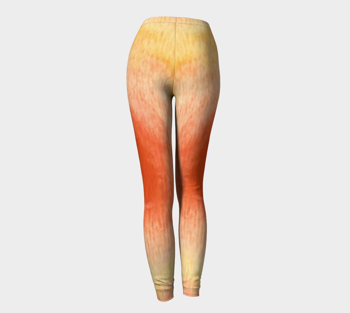 Poppy Paradise Leggings preview #4