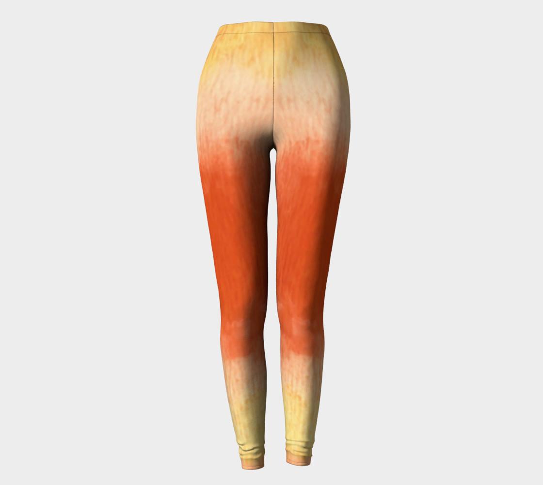Poppy Paradise Leggings preview #2