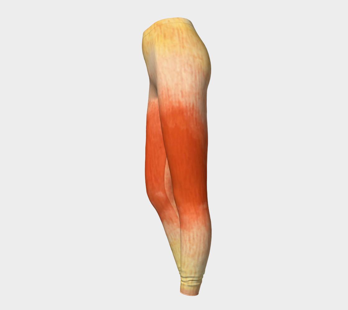 Poppy Paradise Leggings preview #3