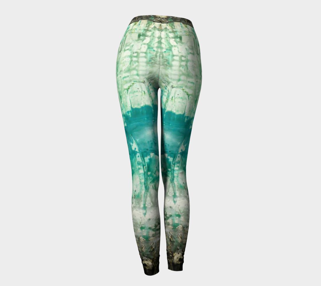 Matt LeBlanc Art Leggings - Design 006 preview #4
