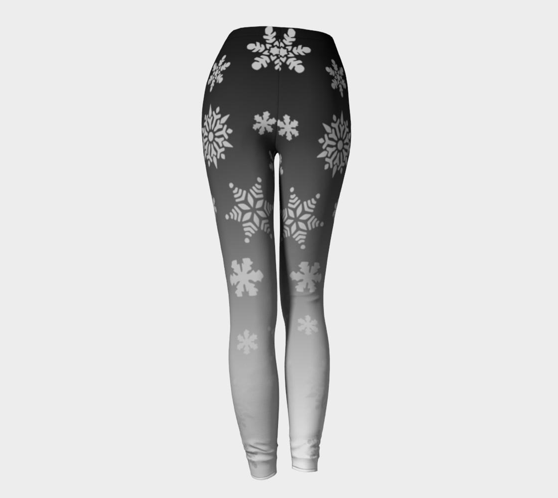 Aperçu de Snow Flurries Leggings #4