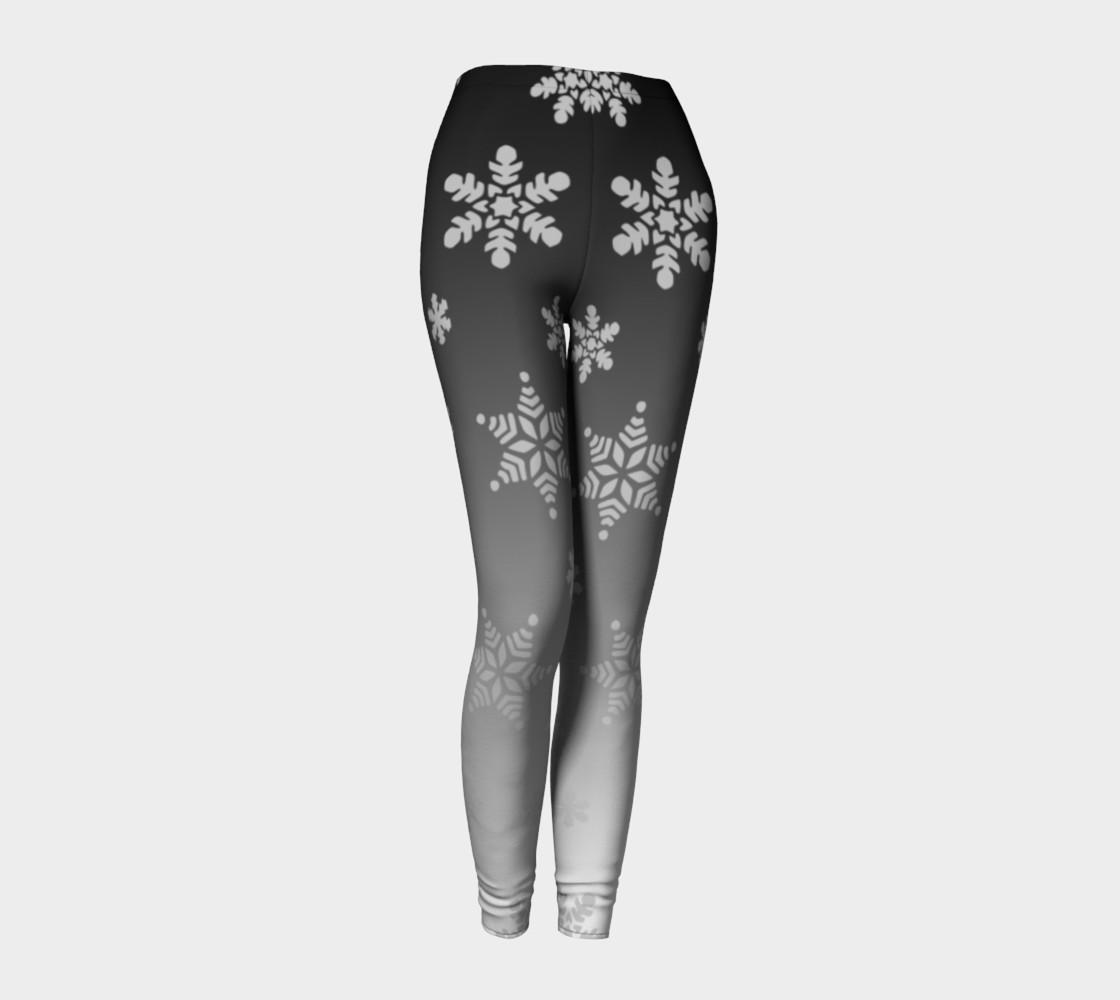 Aperçu de Snow Flurries Leggings #1