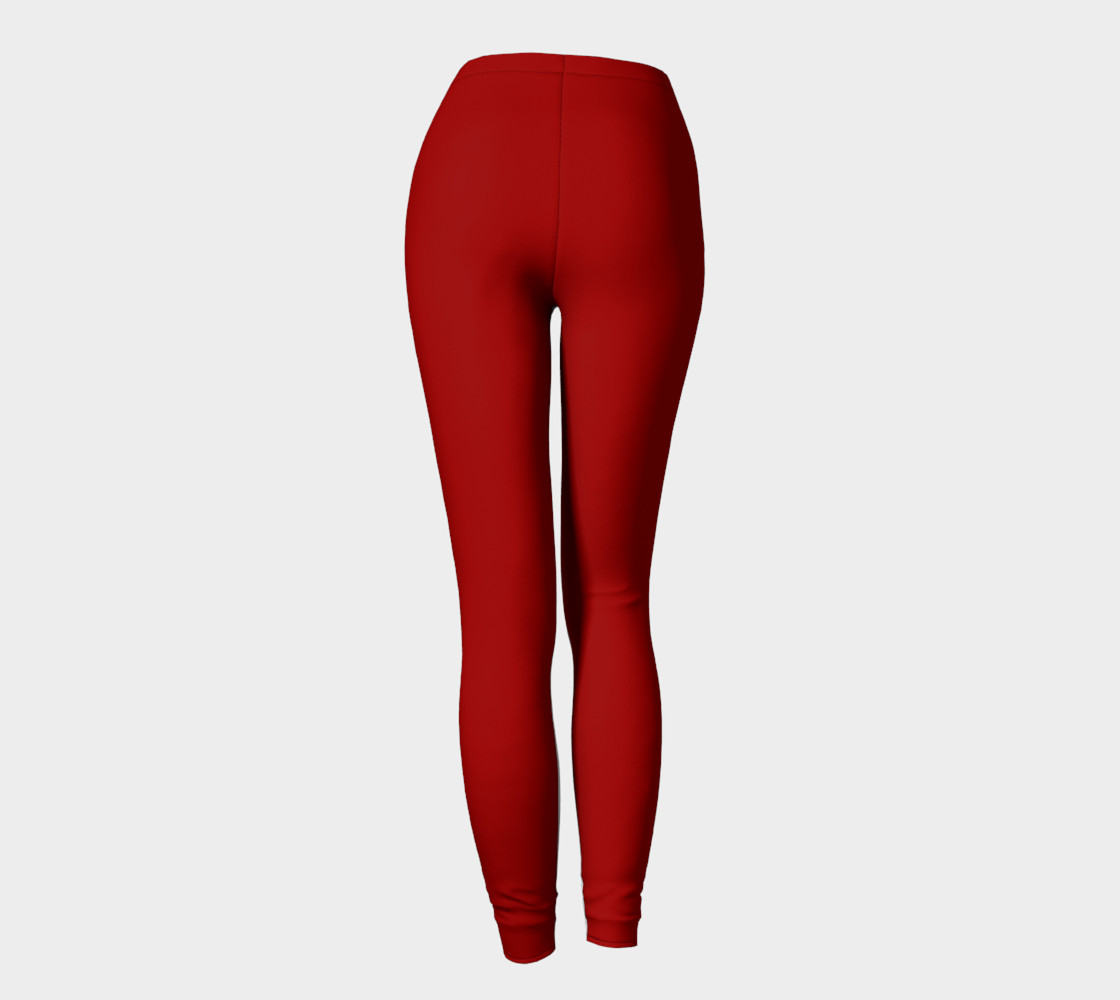 Canada Leggings Sporty Canada Souvenir Leggings preview #4