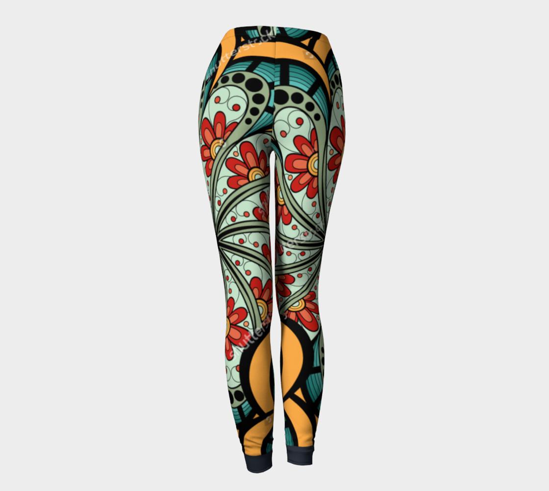 Aperçu de Flower Power Leggings #4