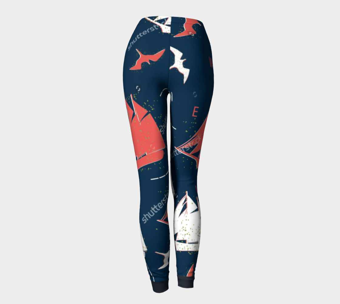 Aperçu de Sailor Leggings #4