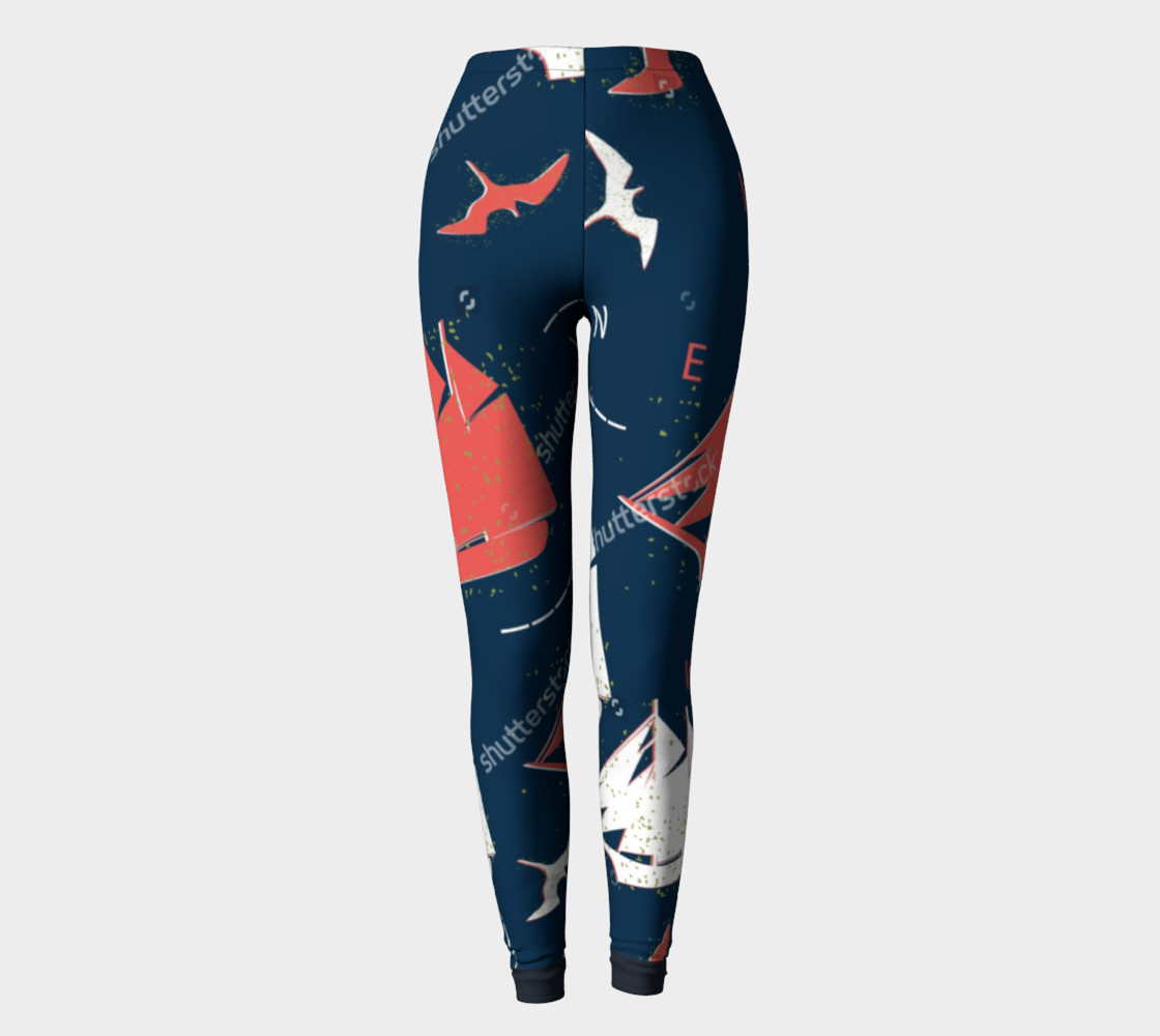 Aperçu de Sailor Leggings #2
