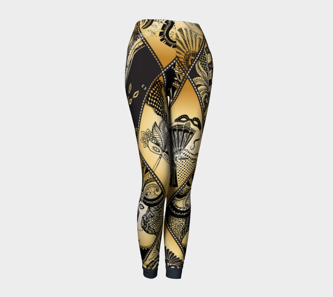 Carro Leggings preview #1
