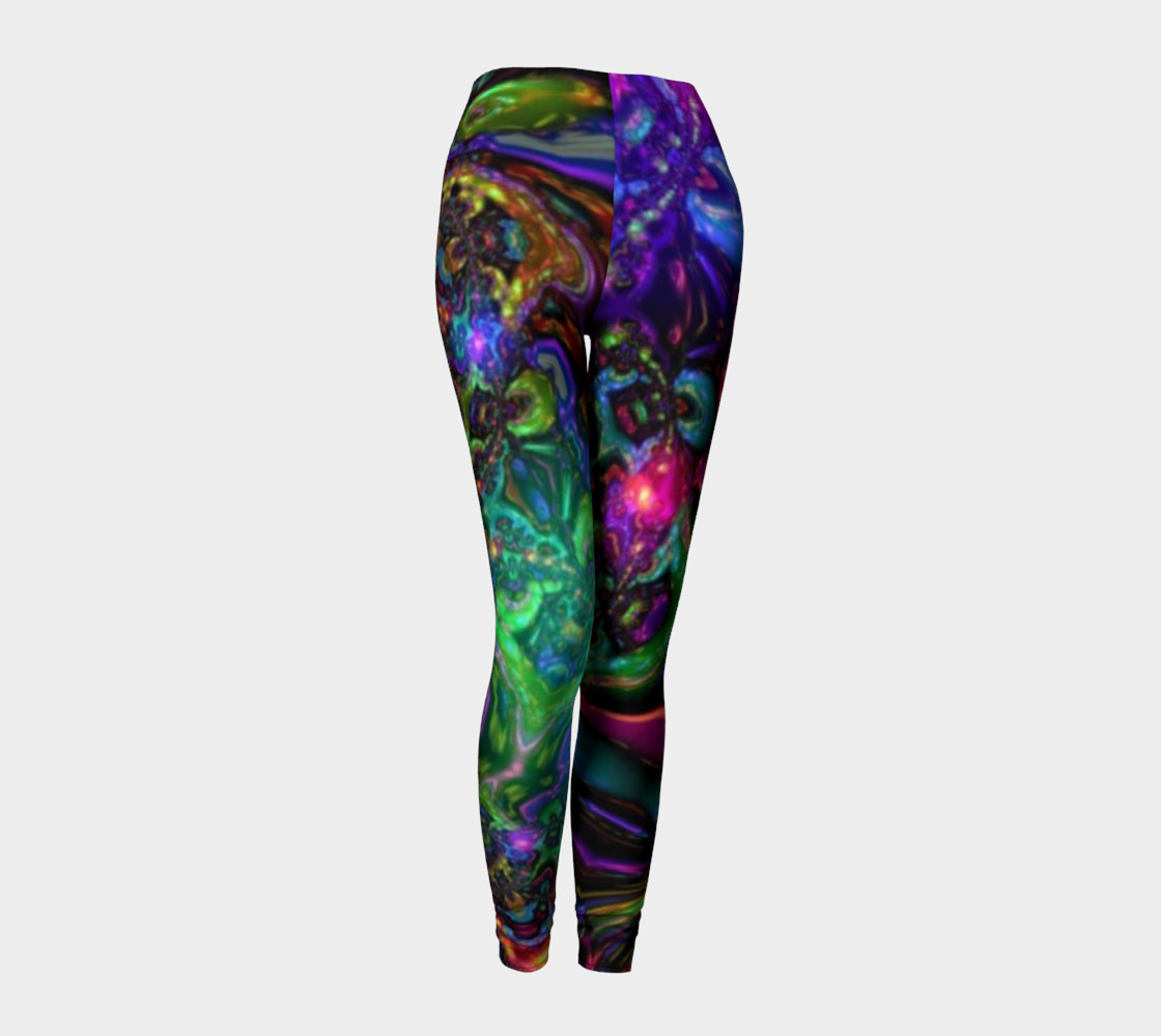 Aperçu de Galaxy Leggings #1