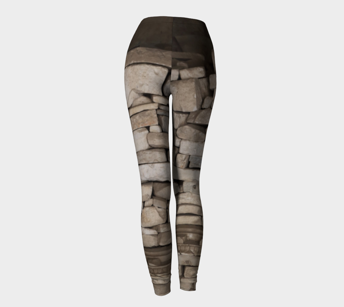 Textural Antiquities Herculaneum Five Leggings preview #4