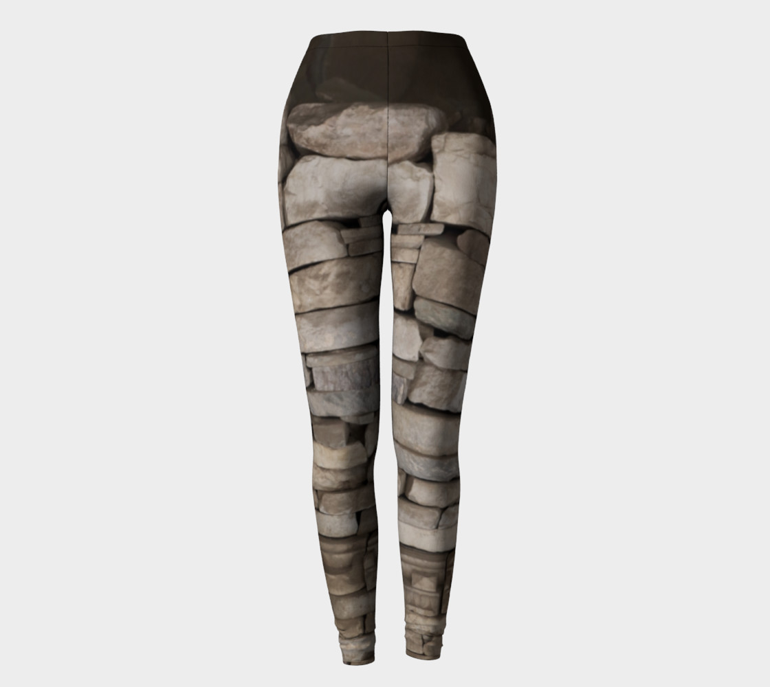 Textural Antiquities Herculaneum Five Leggings preview #2