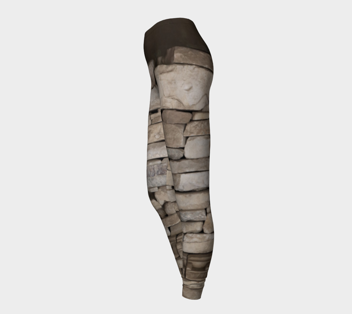 Textural Antiquities Herculaneum Five Leggings preview #3