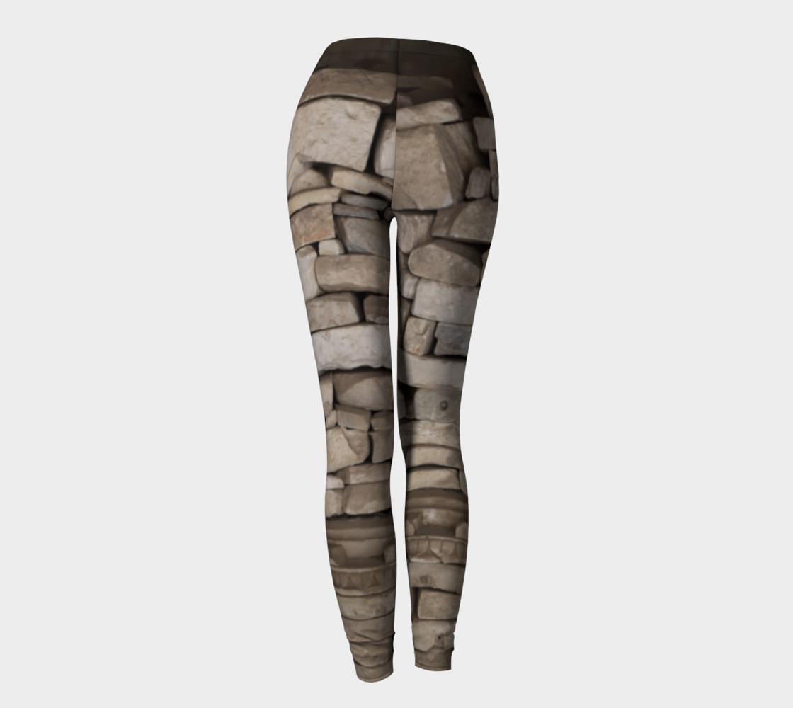 Textural Antiquities Herculaneum Five Leggings 2 preview #4