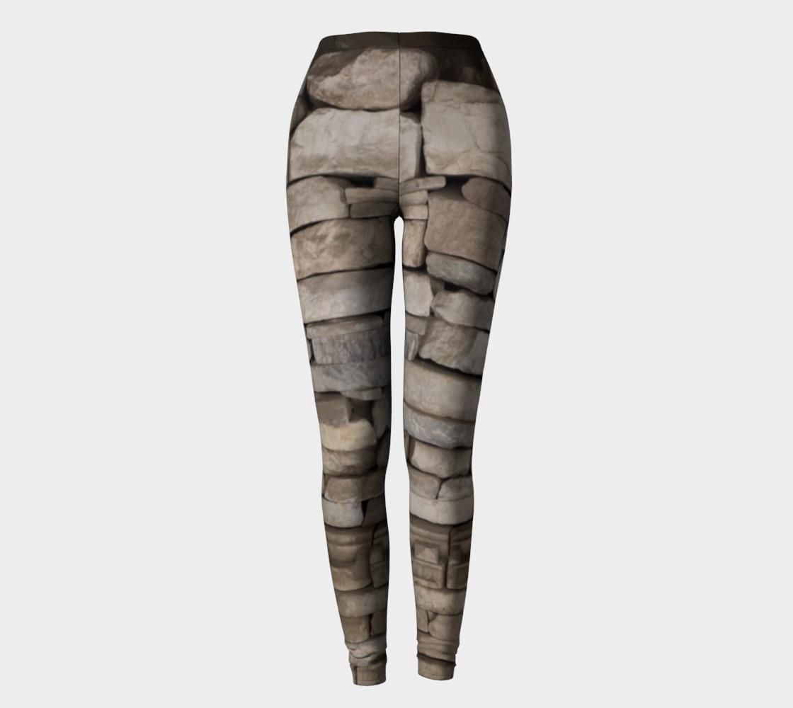 Textural Antiquities Herculaneum Five Leggings 2 preview #2