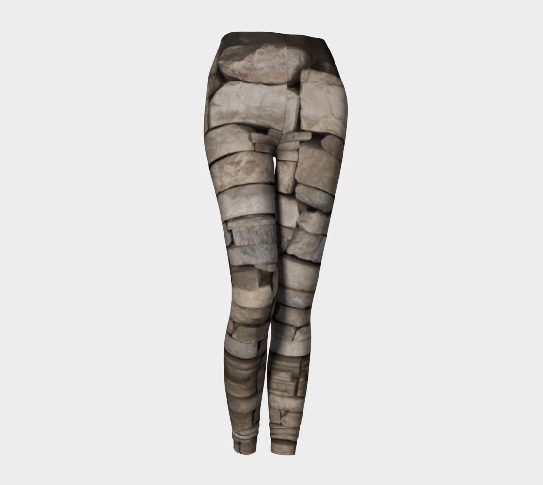 Textural Antiquities Herculaneum Five Leggings 2 preview #1