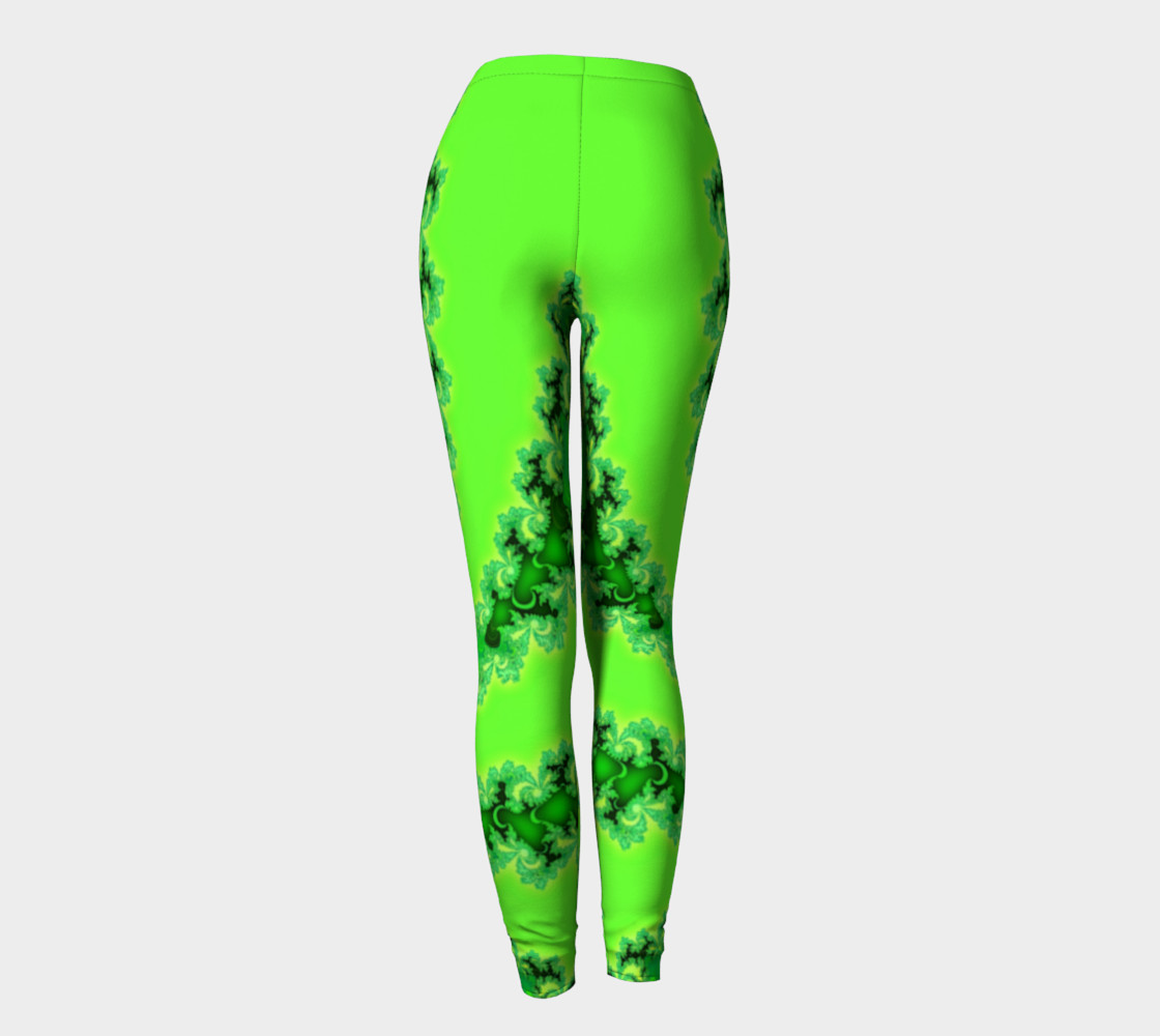 Down the Rabbit Hole Leggings preview #4