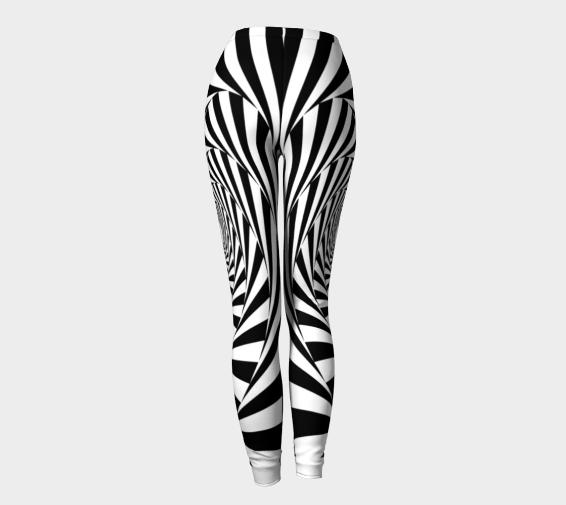 Hypnotic Leggings preview #4